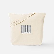 Retail Life Barcode Tote Bag