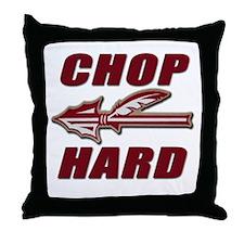Cute Florida state seminoles Throw Pillow
