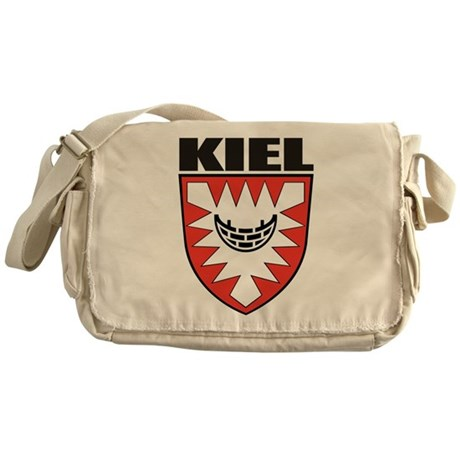 Kiel Messenger Bag