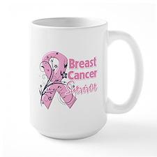 Breast Cancer Survivor Mug