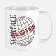 The World Is Yours Mug
