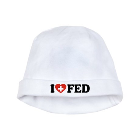 Love Roger baby hat