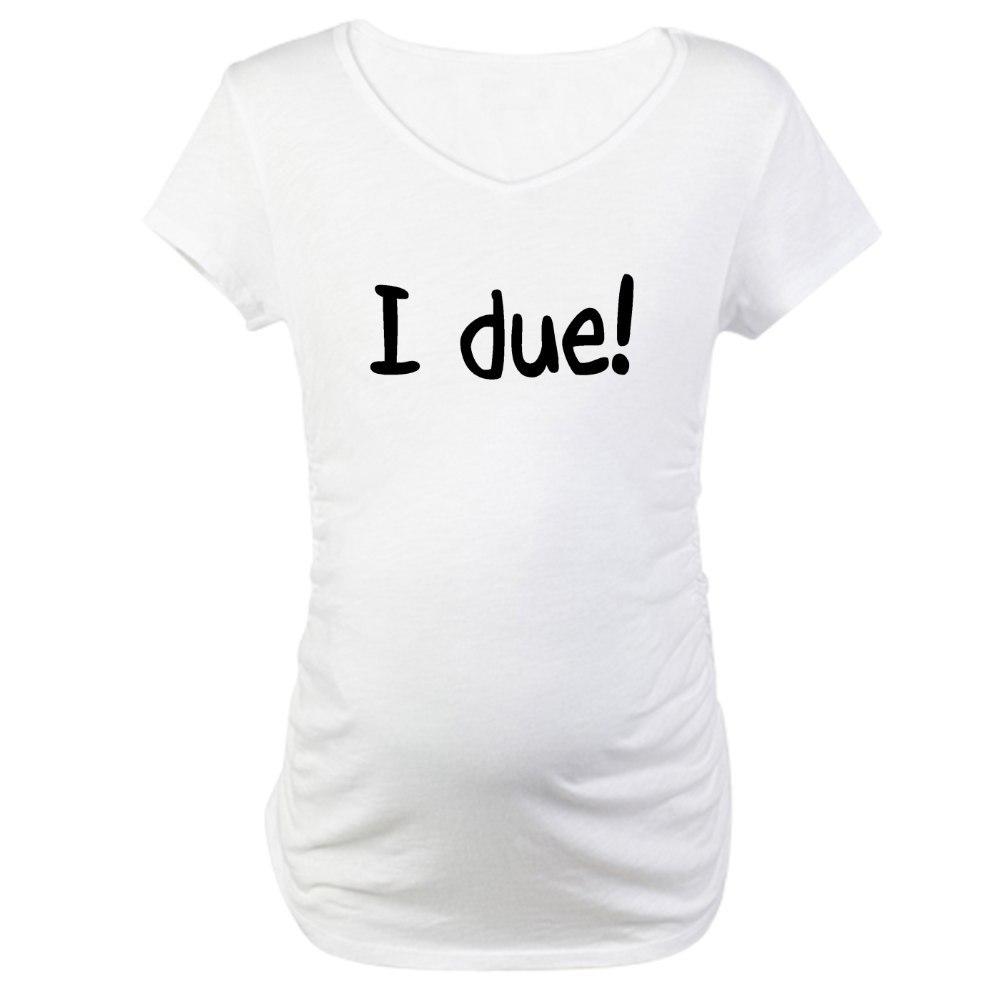 CafePress Pregnant Bride - Maternity T-Shirt