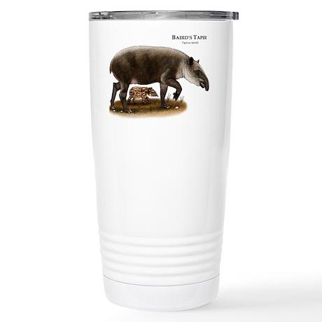 Baird's Tapir Stainless Steel Travel Mug