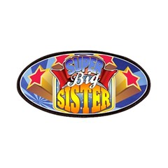 Super Big Sister Patches