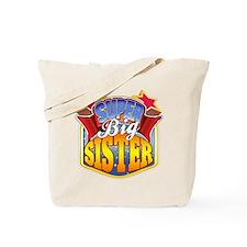 Super Big Sister Tote Bag