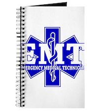 Star of Life EMT (blue) Journal