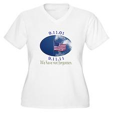 9-11 Not Forgotten T-Shirt