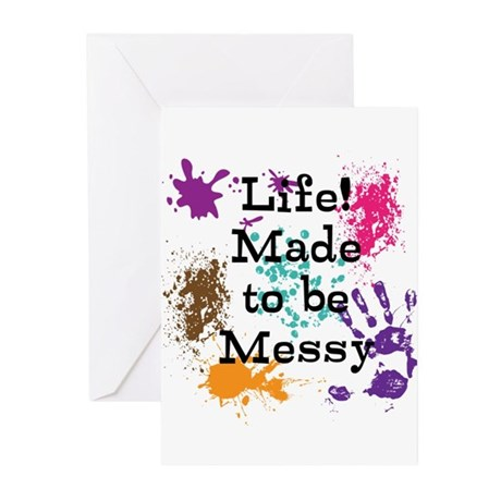 Life Greeting Cards (Pk of 20)