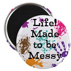 "Life 2.25"" Magnet (100 pack)"