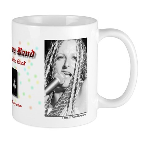 Mimi Burns Band Mug