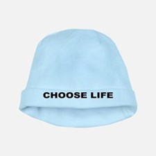 Choose Life baby hat