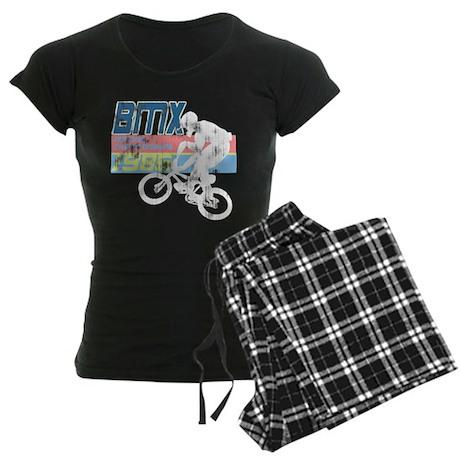 Worn 1986 BMX Champs Women's Dark Pajamas