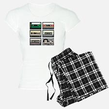 Cassette Tapes Pajamas