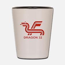 Dragon 32 Shot Glass