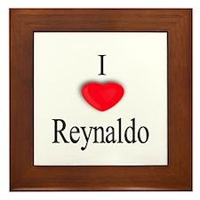 Reynaldo Framed Tile
