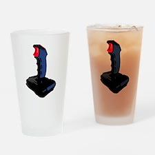 1980's Joystick Drinking Glass