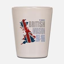 British Invasion Shot Glass