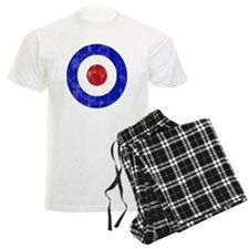 Sixties Mod Emblem Pajamas