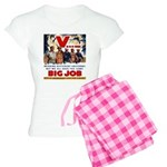 Same Big Job Women's Light Pajamas