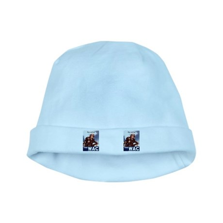WAC baby hat