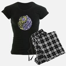 Yin Yang Earth Pajamas