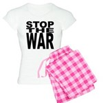 Stop The War Women's Light Pajamas