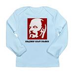 Lenin Long Sleeve Infant T-Shirt