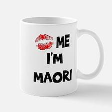 Kiss Me I'm Maori Small Small Mug