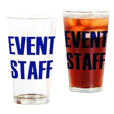 Event Staff Drinking Glass