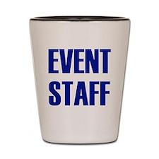 Event Staff Shot Glass