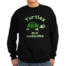 Turtles are Awesome Sweatshirt