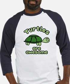 Turtles are Awesome Baseball Jersey