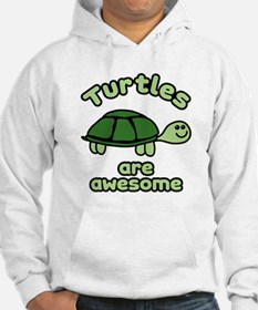 Turtles are Awesome Hoodie