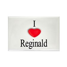 Reginald Rectangle Magnet