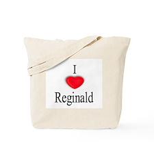 Reginald Tote Bag