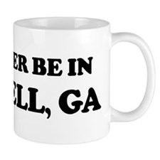 Rather be in Roswell Mug