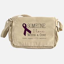 Someone I love needs a Cure Messenger Bag