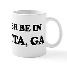 Rather be in Marietta Mug