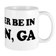 Rather be in Macon Mug