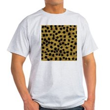 Faux Cheetah Animal Print T-Shirt