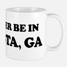 Rather be in Augusta Mug