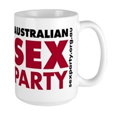 Sex Party Bold Mug