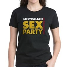 Sex Party Bold Tee