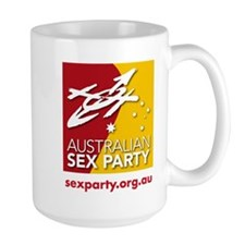 Australian Sex Party Coffee Mug