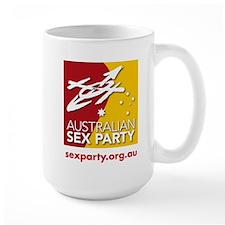 Australian Sex Party Mug