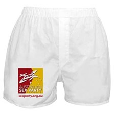 Australian Sex Party Boxer Shorts