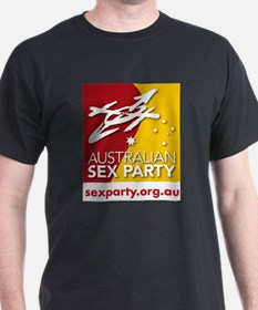 Australian Sex Party T-Shirt