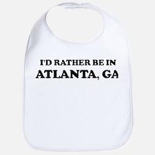Rather be in Atlanta Bib