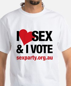 I love Sex Shirt